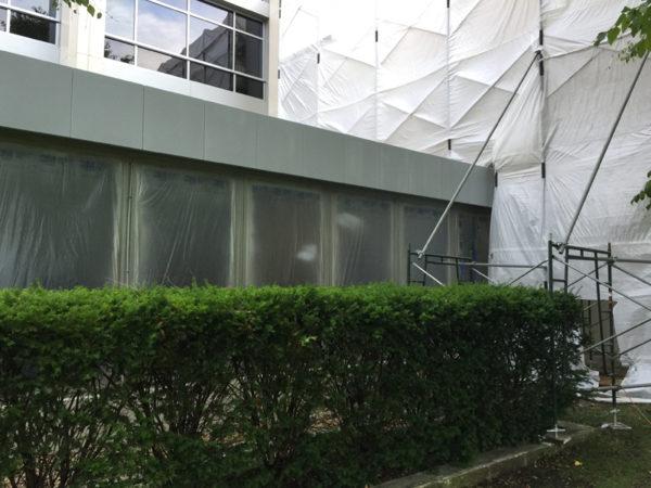 Coatings, Architecture, Powder Coatings, All-Tech Coatings, Curtain Wall, Lumiflon