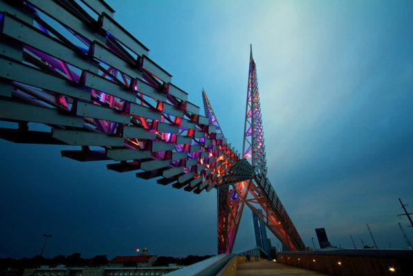 Bridges, Design, Oklahoma City, BHAMArchitect, Industrial Coatings, Tnemec