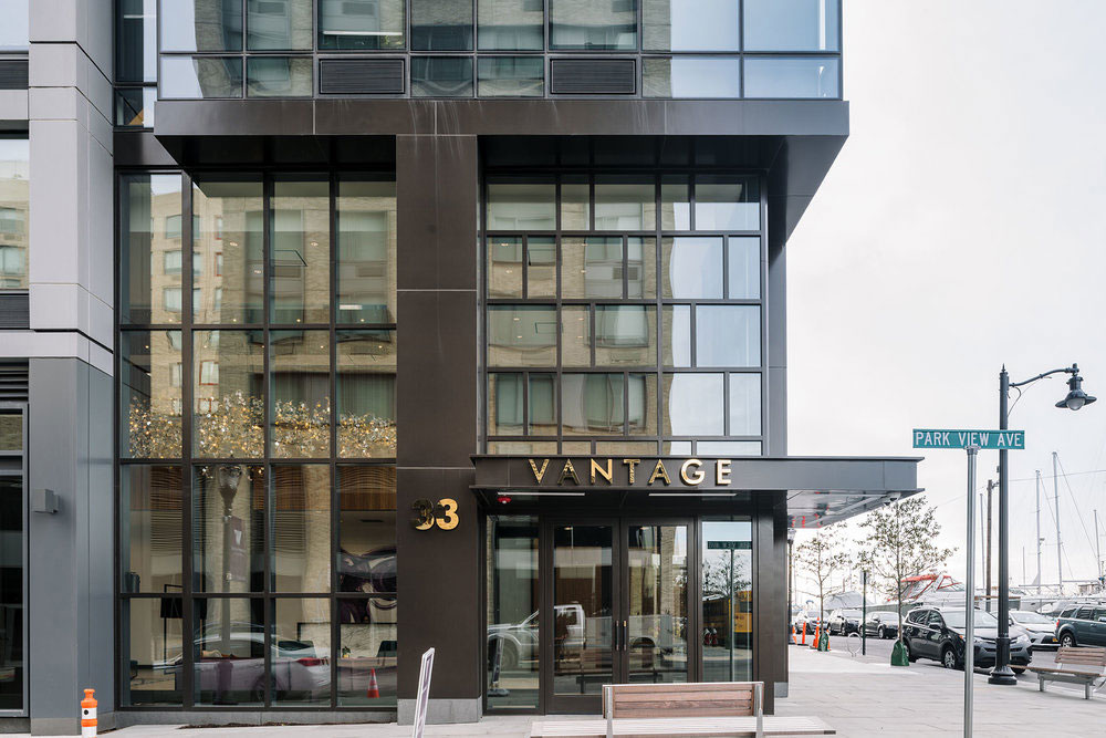 The Vantage, 33 Park View Avenue, S9 Architecture, Fisher Development Associates, LEED