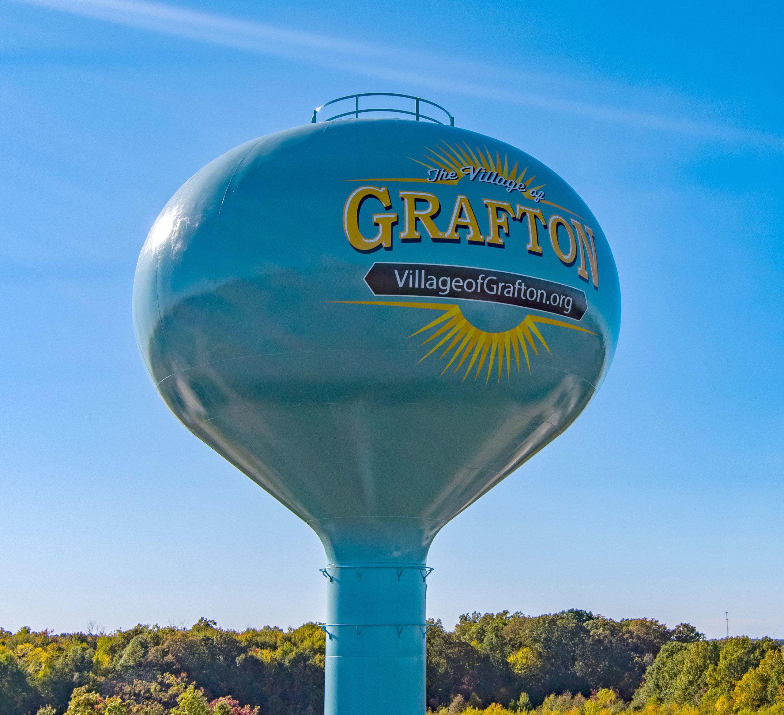 The Village of Grafton, Ohio, Water Tank, Tnemec Company