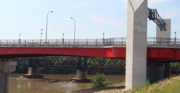 FEVE Resin, Lumiflon, Topeka Boulevard Bridge, Tnemec Fluoronar, Industrial Coatings