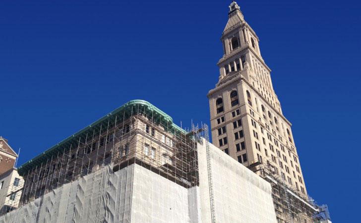 Travelers Tower, Hartford, Cenaxo, Tnemec, Renovation