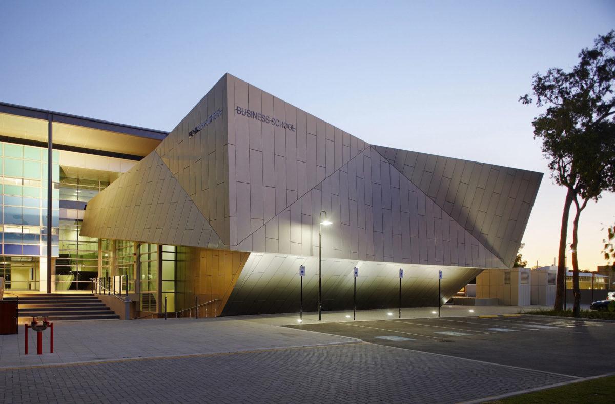 University of Western Australia Business School, Woods Bagot, Perth