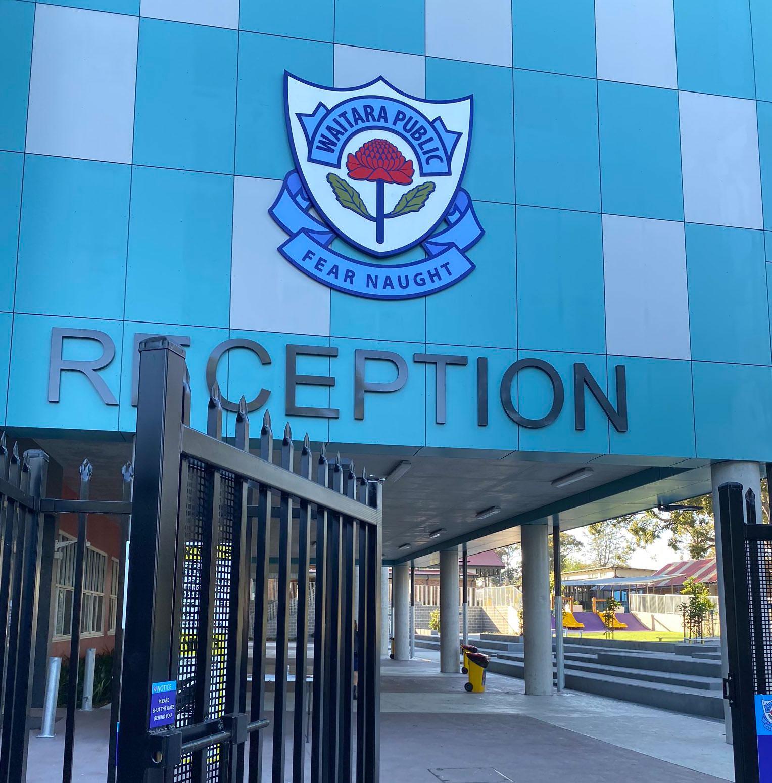 Waitara Public School, NSW