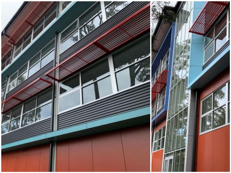 Waitara Public School, NSW, Vitrapanel, Vitragroup