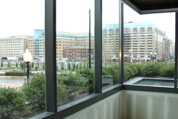 Extrusions, Curtain Wall, Restoration