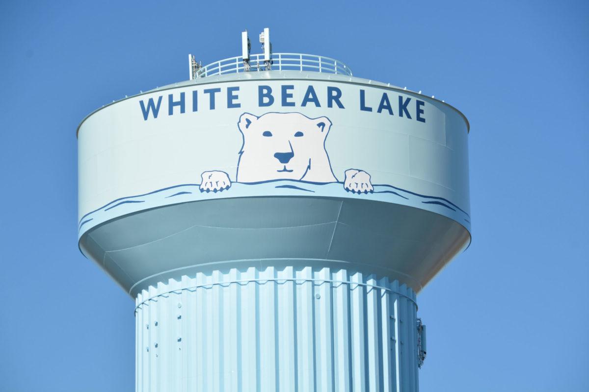 White Bear Lake, Minnesota, Water Tank, Tnemec Company