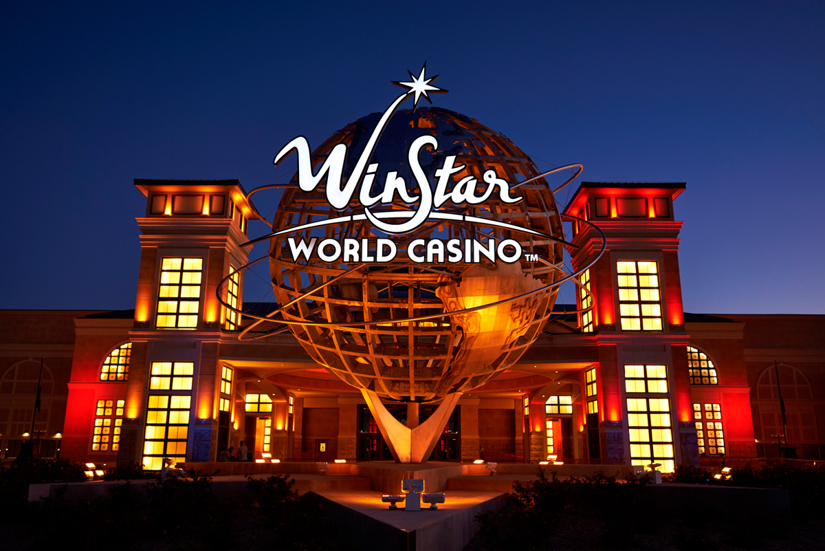 Winstar world casino oklahoma