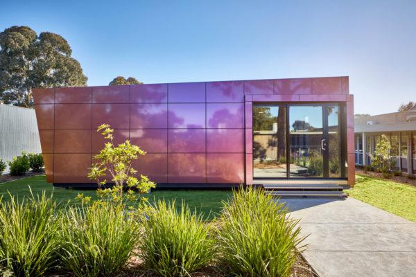 Yarra Valley Grammar School, Harwyn, Modular Pods, Australia
