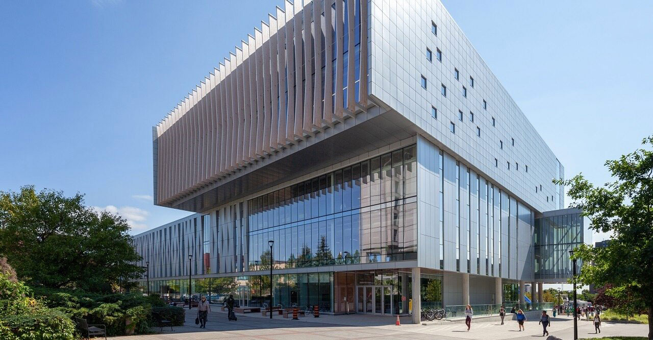 York University, Toronto, CannonDesign, ALPOLIC, Photography, Exterior Technologies Group